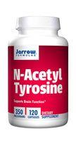 JARROW N-Acetyl Tyrosine 350mg 120kaps N-acetyl Tyrozyna