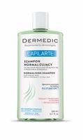 CAPILARTE Szampon normalizujący do włosów przetłuszczających się z problemem wypadania 300 ml