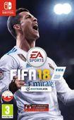 Gra FIFA 18 (NSwitch)