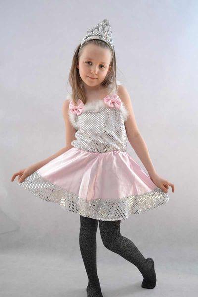 Strój dla dzieci Różowa Baletnica 98-140 zdjęcie 4