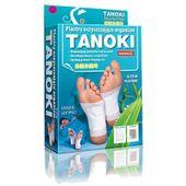 Plastry oczyszczające TANOKI Detox Foot Pads 10szt/opak
