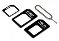 Adapter SIM 4w1 Micro NANO iPhone Lumia Sony