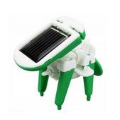 Robot Solarny Zestaw Edukacyjny 6w1 Auto Łódka zdjęcie 5