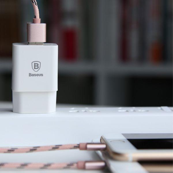BASEUS LETOUR ŁADOWARKA SIECIOWA USB 2.1A ORYGINALNA iPhone Galaxy zdjęcie 6