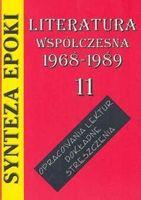 Synteza epoki Literatura współczesna 1968 - 1989 (11_ Kulikowska Jolanta