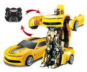 Auto-Robot Zdalnie sterowany Transformers Bumblebee RC Z661