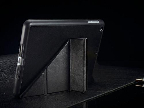 Etui Origami 9.7 Case Apple iPad 2017 iPad 2018 + Szkło Hartowane 9H na Arena.pl