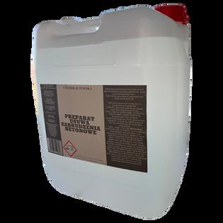 Usuwanie betonu / cementu 20 KG PRODUCENT