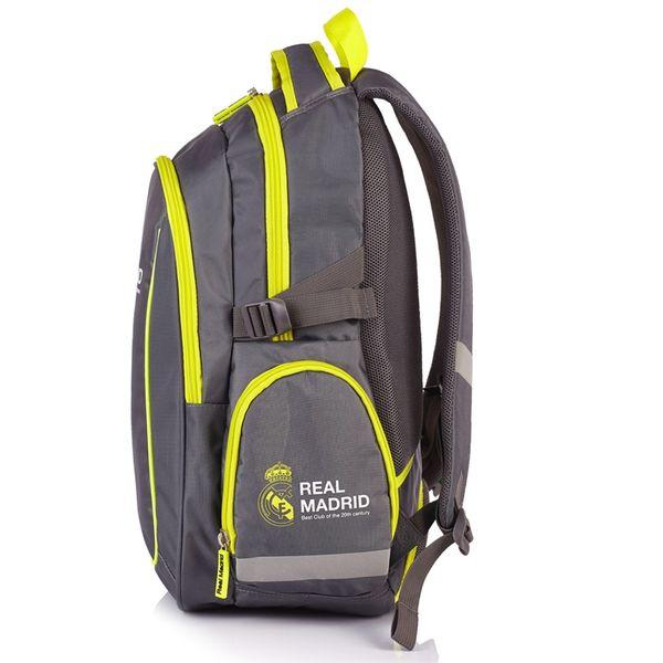 9b587ba9dc9f5 Dwukomorowy plecak dla chłopca Real Madrid Astra RM-99 • Arena.pl