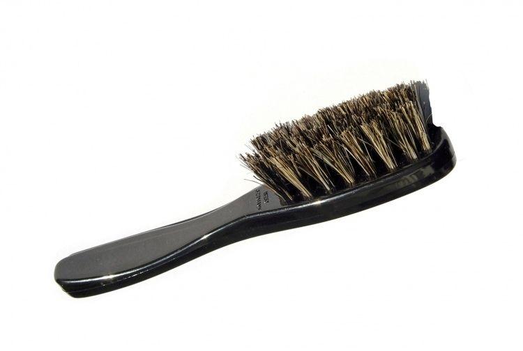 Zestaw grzebień szczotka wosk do brody wąsów stern na Arena.pl