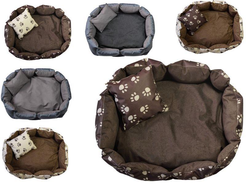 Legowisko łóżko kanapa posłanie dla psa 80/60 zdjęcie 1