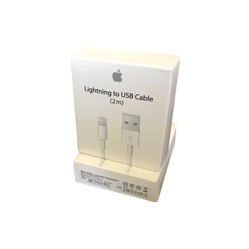 ORYGINALNY KABEL Lightning iPhone 5s 6 6s 7 / 7 Plus /8 / 8 Plus / X2M na Arena.pl