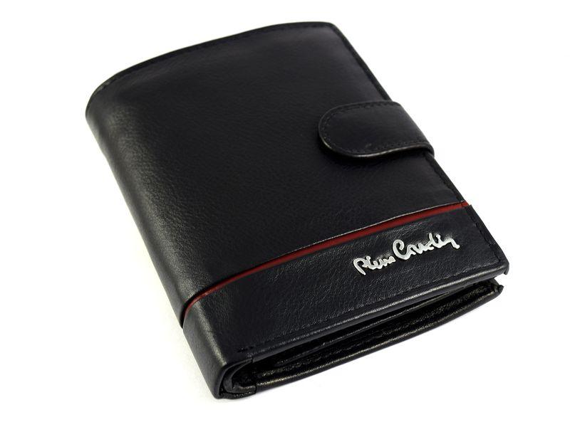 Portfel męski Pierre Cardin 326A tilak 15 skórzany z ochroną RFID zdjęcie 8