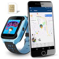 Smartwatch dla dzieci CALMEAN GO, niebieski