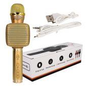 Mikrofon bezprzewodowy Bluetooth karaoke z głośnikiem LED MP3 G238