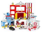 Straż Pożarna + Policja + Szpital - Zestaw