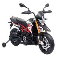 HECHT APRILIA DORSODURO 900 MOTOR SKUTER ELEKTRYCZNY AKUMULATOROWY MOTOCYKL MOTOREK ZABAWKA AUTO DLA DZIECI - OFICJALNY DYSTRYBUTOR - AUTORYZOWANY DEALER HECHT