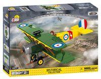 COBI 2977 SMALL ARMY AVRO 504K