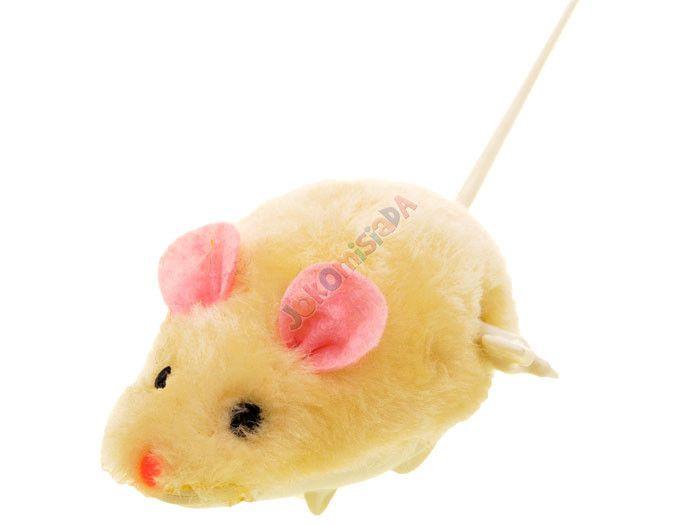Nakręcana MYSZKA dla dziecka i kotka mysz ZA0838 zdjęcie 6
