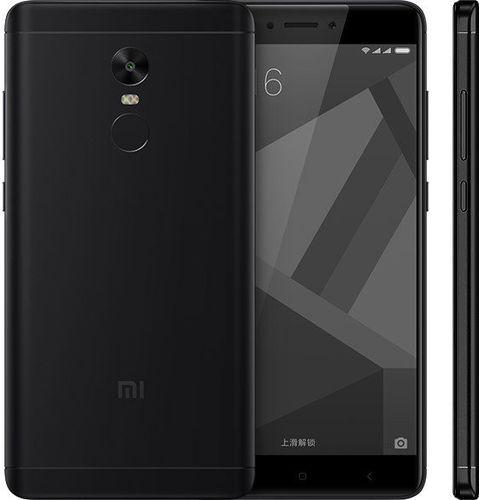 Xiaomi Redmi NOTE 4 PRO 4/64GB Snapdragon LTE800 czarny na Arena.pl