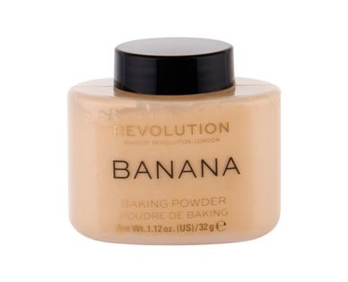 Makeup Revolution London Baking Powder Puder 32g Banana