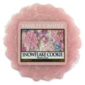 Wosk Zapachowy - Snowflake Cookie - 22g - Yankee Candle