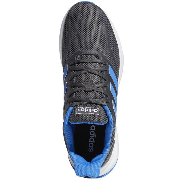 Buty męskie adidas Runfalcon szaro niebieskie G28730 43 13