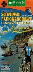 Mapa turyst. - Słowiński Park Narodowy 1:40 000 praca zbiorowa