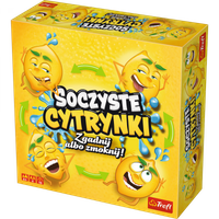 TREFL Gra towarzyska Soczyste Cytrynki (01623)