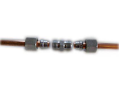 Złącze rur paliwowych 6mm