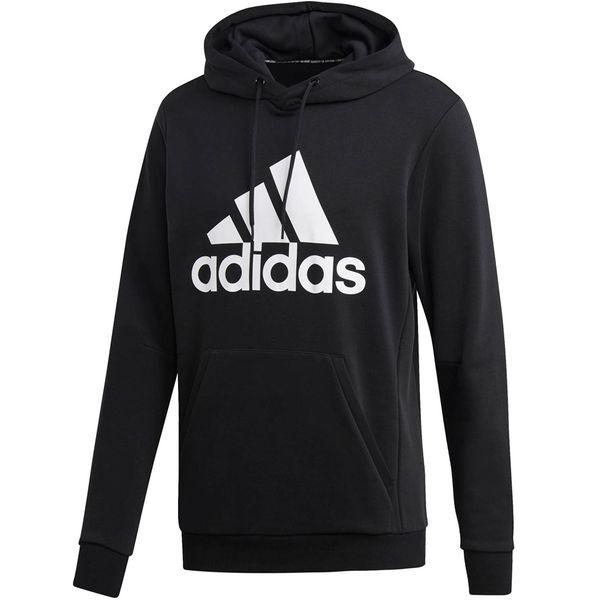 Bluza adidas MH BOS PO FT czarna DQ1461 XL