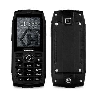 Telefon WODOODPORNY z IP68 myPhone HAMMER 3 DUAL