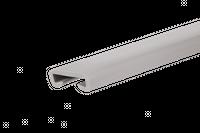 Listwa poręczowa PCV PREMIUM, poręczówka 40x8mm srebrny 1mb