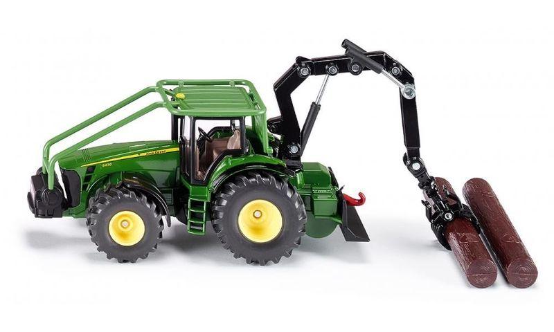 John Deere Traktor Leśny zdjęcie 1