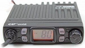 CB RADIO CRT ONE ASQ 10x10cm. oKaZjA