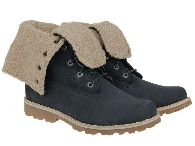 Timberland 6 In Shearling Junior 1690A - 37 zdjęcie 8