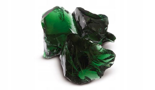 Szkło Dekoracyjne Zielone VETRO VERDE 70-120 mm 1KG