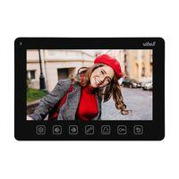 """,Wideo monitor bezsłuchawkowy, kolorowy, LCD 7"""" do zastosowania w systemach VIBELL, czarny,OR-VID-EX-1057MV/B"""