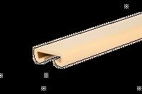 Listwa poręczowa PCV PREMIUM, poręczówka 40x8mm kremowy 1mb