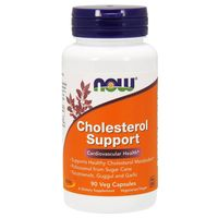 Now - Cholesterol support - 90kaps