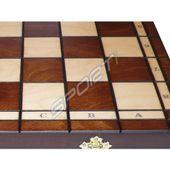 Szachy turniejowe duże Magiera 42 cm zdjęcie 7
