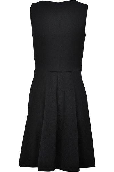 New Look Czarna Sukienka, Zip - 38 / M zdjęcie 2