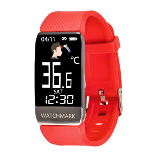 Watchmark WT1 Opaska Zdrowia Smartwatch Kroki EKG