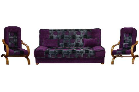 MIKI PIK- wersalka kanapa fotel zestaw komplet wypoczynkowy