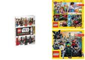 LEGO STAR ENCYKLOPEDIA POSTACI LSE-302 + FIGURKA
