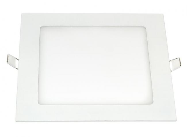 PANEL LED PODTYNKOWY PLAFON LAMPA SUFITOWA 12W=86W zdjęcie 2