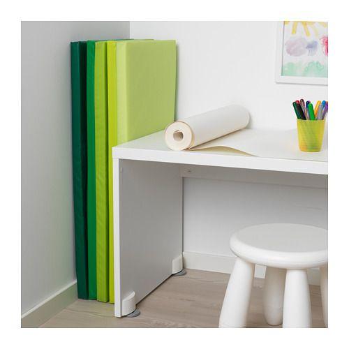 Składana mata gimnastyczna PLUFSIG , zielona Ikea zdjęcie 4