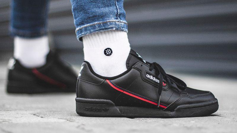 ADIDAS CONTINENTAL 80 G27706 | kolor BIAŁY | Męskie Sneakersy | Buty w ✪ Sklep Sizeer ✪