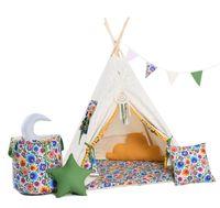 TIPI namiot SUPER PREZENT dla dziecka do POKOJU