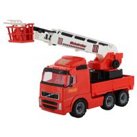 Wader poles 8787 drabina straż pojazd wóz strażack